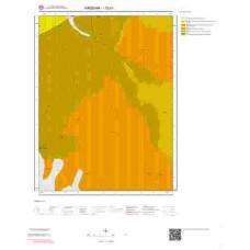 I32b1 Paftası 1/25.000 Ölçekli Vektör Jeoloji Haritası