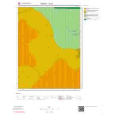 I33a1 Paftası 1/25.000 Ölçekli Vektör Jeoloji Haritası