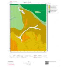 I33a2 Paftası 1/25.000 Ölçekli Vektör Jeoloji Haritası