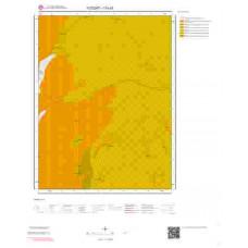 I33a3 Paftası 1/25.000 Ölçekli Vektör Jeoloji Haritası