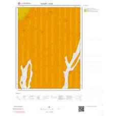 I33a4 Paftası 1/25.000 Ölçekli Vektör Jeoloji Haritası