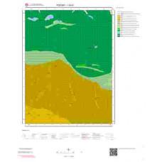 I33b1 Paftası 1/25.000 Ölçekli Vektör Jeoloji Haritası