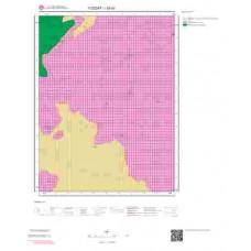 I33d3 Paftası 1/25.000 Ölçekli Vektör Jeoloji Haritası