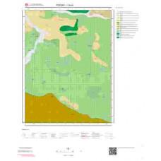 I34a1 Paftası 1/25.000 Ölçekli Vektör Jeoloji Haritası