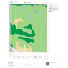I34b1 Paftası 1/25.000 Ölçekli Vektör Jeoloji Haritası
