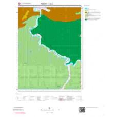 I35a1 Paftası 1/25.000 Ölçekli Vektör Jeoloji Haritası