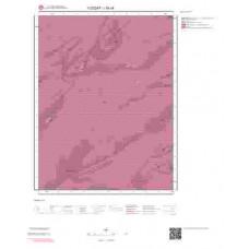 I35c4 Paftası 1/25.000 Ölçekli Vektör Jeoloji Haritası