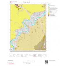 I 36-c3 Paftası 1/25.000 ölçekli Jeoloji Haritası