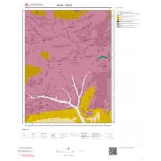 I 36-d2 Paftası 1/25.000 ölçekli Jeoloji Haritası