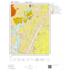 I37b4 Paftası 1/25.000 Ölçekli Vektör Jeoloji Haritası