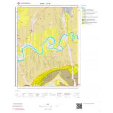 I37d2 Paftası 1/25.000 Ölçekli Vektör Jeoloji Haritası