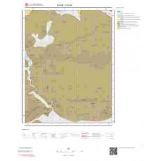I37d3 Paftası 1/25.000 Ölçekli Vektör Jeoloji Haritası