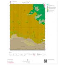 I39b2 Paftası 1/25.000 Ölçekli Vektör Jeoloji Haritası