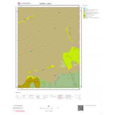 I39c2 Paftası 1/25.000 Ölçekli Vektör Jeoloji Haritası