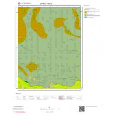 I 39-c3 Paftası 1/25.000 ölçekli Jeoloji Haritası