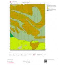 I39c4 Paftası 1/25.000 Ölçekli Vektör Jeoloji Haritası