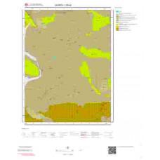 I 39-d2 Paftası 1/25.000 ölçekli Jeoloji Haritası