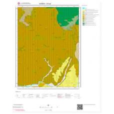 I40a2 Paftası 1/25.000 Ölçekli Vektör Jeoloji Haritası