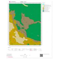 I40b1 Paftası 1/25.000 Ölçekli Vektör Jeoloji Haritası