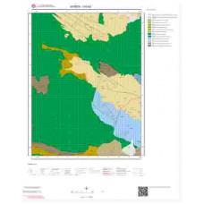 I 40-b2 Paftası 1/25.000 ölçekli Jeoloji Haritası