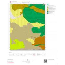 I 40-b4 Paftası 1/25.000 ölçekli Jeoloji Haritası