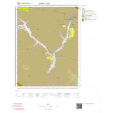 I 40-c1 Paftası 1/25.000 ölçekli Jeoloji Haritası