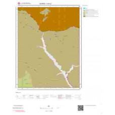 I 40-c2 Paftası 1/25.000 ölçekli Jeoloji Haritası