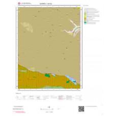I40d2 Paftası 1/25.000 Ölçekli Vektör Jeoloji Haritası