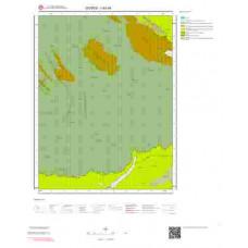 I 40-d4 Paftası 1/25.000 ölçekli Jeoloji Haritası