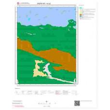 I42a2 Paftası 1/25.000 Ölçekli Vektör Jeoloji Haritası
