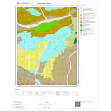 I44a1 Paftası 1/25.000 Ölçekli Vektör Jeoloji Haritası