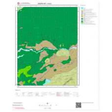 I44b1 Paftası 1/25.000 Ölçekli Vektör Jeoloji Haritası