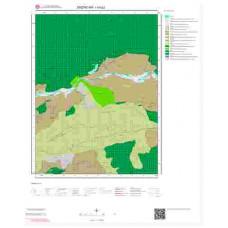 I44b2 Paftası 1/25.000 Ölçekli Vektör Jeoloji Haritası