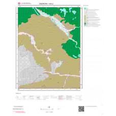 I44c2 Paftası 1/25.000 Ölçekli Vektör Jeoloji Haritası