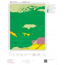 I 47-a4 Paftası 1/25.000 ölçekli Jeoloji Haritası