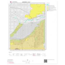 I 47-b1 Paftası 1/25.000 ölçekli Jeoloji Haritası