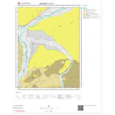I 47-b2 Paftası 1/25.000 ölçekli Jeoloji Haritası