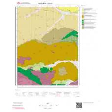 I 47-c3 Paftası 1/25.000 ölçekli Jeoloji Haritası