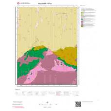 I 47-c4 Paftası 1/25.000 ölçekli Jeoloji Haritası