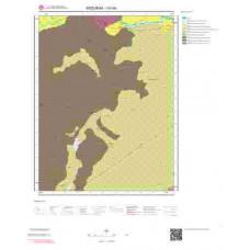 I47d4 Paftası 1/25.000 Ölçekli Vektör Jeoloji Haritası