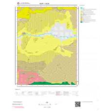 I 48-b4 Paftası 1/25.000 ölçekli Jeoloji Haritası