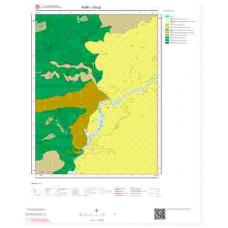 I50a2 Paftası 1/25.000 Ölçekli Vektör Jeoloji Haritası