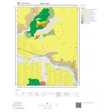 I 50-c1 Paftası 1/25.000 ölçekli Jeoloji Haritası