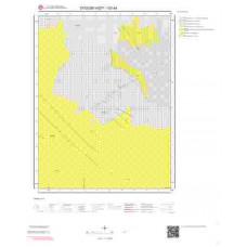 I52a4 Paftası 1/25.000 Ölçekli Vektör Jeoloji Haritası