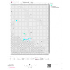 I52b1 Paftası 1/25.000 Ölçekli Vektör Jeoloji Haritası