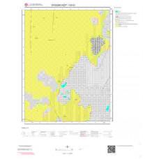 I52d1 Paftası 1/25.000 Ölçekli Vektör Jeoloji Haritası