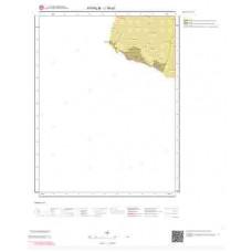 J16a1 Paftası 1/25.000 Ölçekli Vektör Jeoloji Haritası