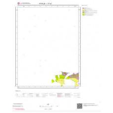 J17a1 Paftası 1/25.000 Ölçekli Vektör Jeoloji Haritası