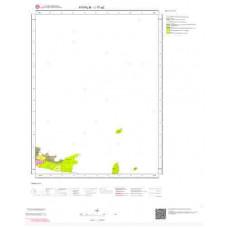 J17a2 Paftası 1/25.000 Ölçekli Vektör Jeoloji Haritası