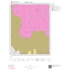 J17c2 Paftası 1/25.000 Ölçekli Vektör Jeoloji Haritası